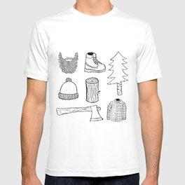 Lumberjack Things T-shirt