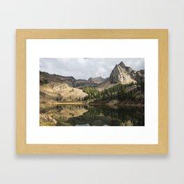 Lake Blanche Framed Art Print