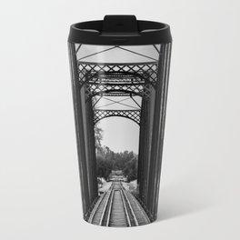 Railroad Bridge  Travel Mug