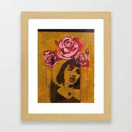 Roses are Red... Framed Art Print