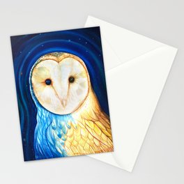 Owl of Arcturus Stationery Cards