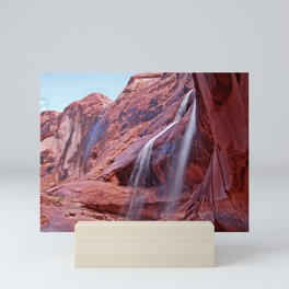 Product of a Storm Mini Art Print