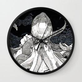 The Cryptids - Kraken Wall Clock