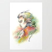 Amadeus Art Print