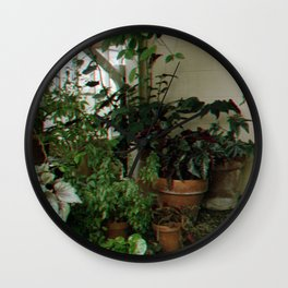Over Grown Table Wall Clock