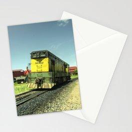 Santa Clara shunting Stationery Cards