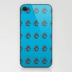 Blue Crab  iPhone & iPod Skin