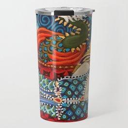 Jasmine with Phoenix Travel Mug