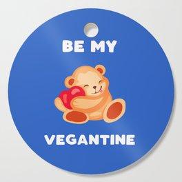 Be My Vegantine Cutting Board