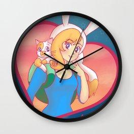 Ooo La La! Wall Clock