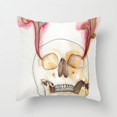 Soul Escape Throw Pillow