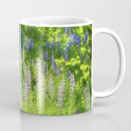 Flowers Gone Wild Coffee Mug