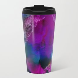 Bringer of Light | Alcohol Ink Abstract Travel Mug