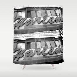 Harlem Shower Curtain