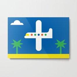 Airplane Metal Print