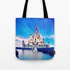Disney Magic Castle Tote Bag