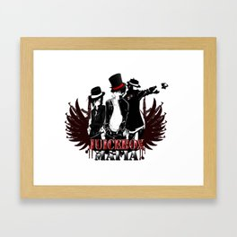 Juicebox Mafia Framed Art Print