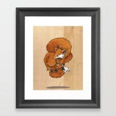 Faux Framed Art Print