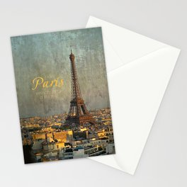 I love Paris Stationery Cards