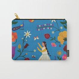 Her Secret Garden Carry-All Pouch