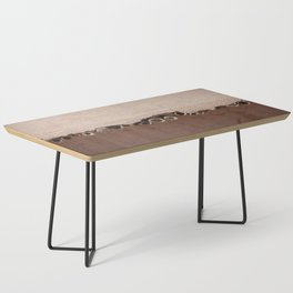 rotated rustic roof Coffee Table