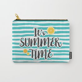 It's Summer Time Carry-All Pouch