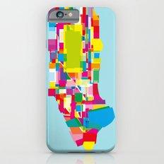Manhattan Fragments Slim Case iPhone 6s
