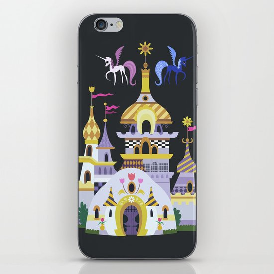 Canterlot iPhone & iPod Skin