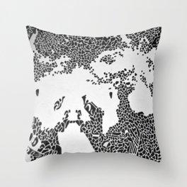 Dothorizon Throw Pillow