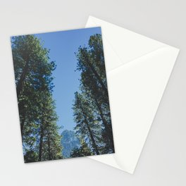 Forest Peak Stationery Cards