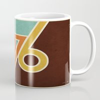 portal Mugs featuring PORTAL by Untitled