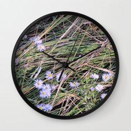 Idaho Prairie  Wall Clock