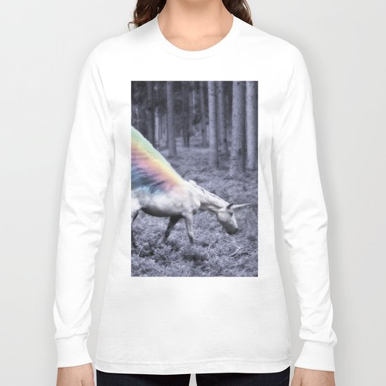 Chasing the Unicorn Long Sleeve T-shirt