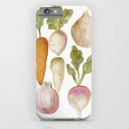 Veggie Garden iPhone Case