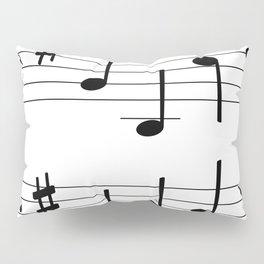 Music Chord Pillow Sham