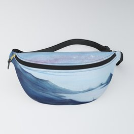 Suspended Fanny Pack