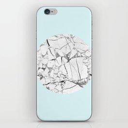 Geometric composition XVIII iPhone Skin