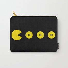 Hungry for buttons Carry-All Pouch