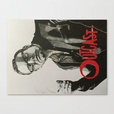Outcast Rev. Anderson Canvas Print