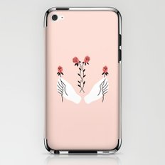 Roses iPhone & iPod Skin