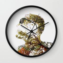 """Mr. Branchy"" Wall Clock"