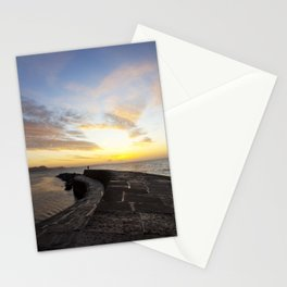 The Cobb, Lyme Regis Stationery Cards