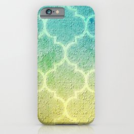 Moroccan Inspiration iPhone Case