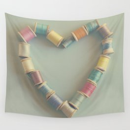 sew in love Wall Tapestry