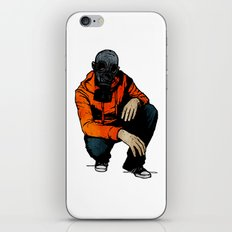 Waiting For (Inevitable) Trouble iPhone & iPod Skin