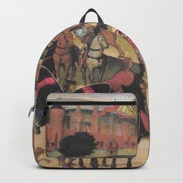 Wing Men Backpack