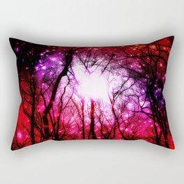 Romantic Wonderment Rectangular Pillow