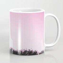 Lovely pink sky Coffee Mug
