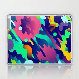 Splash Pattern Laptop & iPad Skin