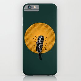 One, two, three... iPhone Case